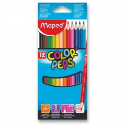 Pastelky Maped Color Peps 12ks 202360547