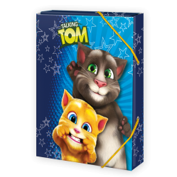 Argus box na sešity A4 Talking Tom