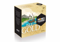 Stolní hra HONEY COMBINE / ISLE OF GOLD