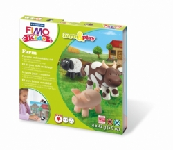 Sada Fimo kids Form & Play Farma