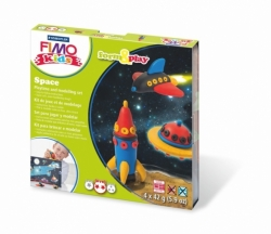 Sada Fimo kids Form & Play Vesmír