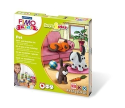 "Sada FIMO® 8034 kids form&play ""Pet"" Mazlíčci"