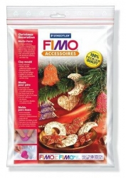 "FIMO® 8742 Silikonová forma ""Christmas decorations"""