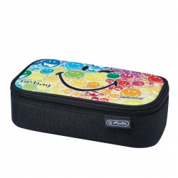 Pouzdro be.bag beat Smiley World Rainbow - Herlitz